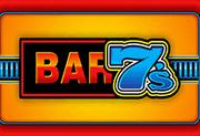 Игровой автомат Bar 7's
