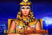 автомат онлайн Riches of Cleopatra