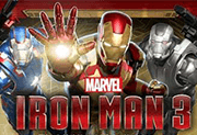 Игровой автомат Iron Man 3