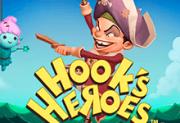 Онлайн игра в азартный автомат Герои Крюка