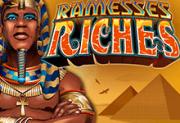 Богатства Рамзеса: слот игрового казино