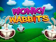Wonky Wabbits – игровой автомат для азартной игры на деньги