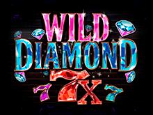 Играть в аппарат Wild Diamond 7x от Booming Game