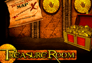 Комната Сокровищ – виртуальный слот о пиратских сокровищах