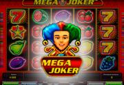 Автомат онлайн Mega Joker от разработчика Novomatic
